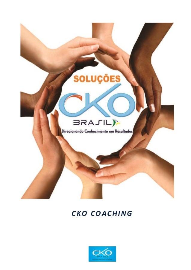 Conheça o Coaching