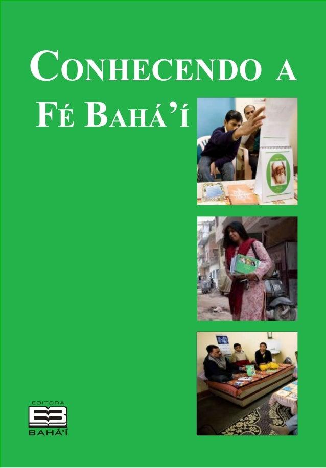 Conhecendo a Fé Bahá'í