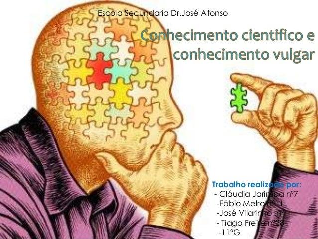 Escola Secundaria Dr.José AfonsoTrabalho realizado por:- Cláudia Jarimba nº7-Fábio Melro nº11-José Vilarinho ,nº- Tiago Fr...
