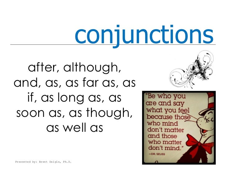 Sentences Related Keywords & Suggestions - Conjunction Sentences ...