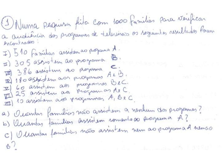 C onjuntos e intervalos