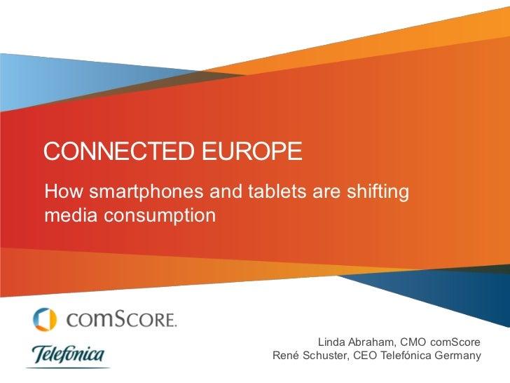 Connected europe - smartphones