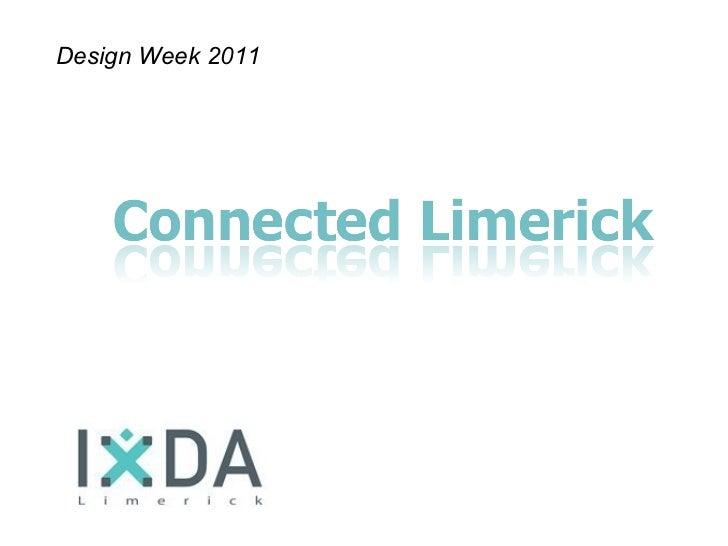 Design Week 2011