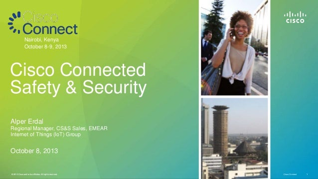 Cisco-Security & Survelliance Ürünleri