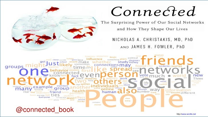 http:// www.wordle.net @connected_book