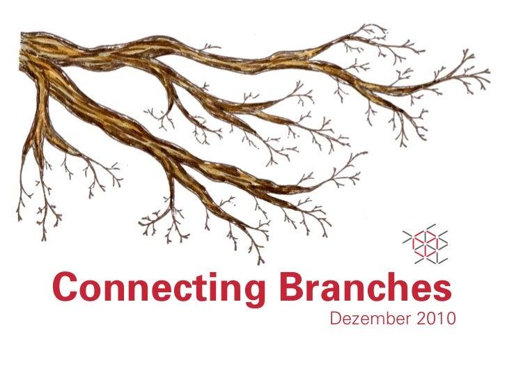 forward thinkingConnecting Branches            forward thinkin             Dezember 2010