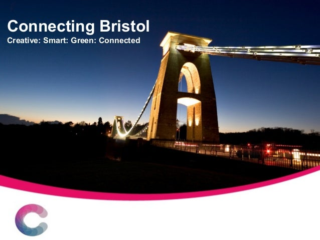 Connecting Bristol Creative: Smart: Green: Connected
