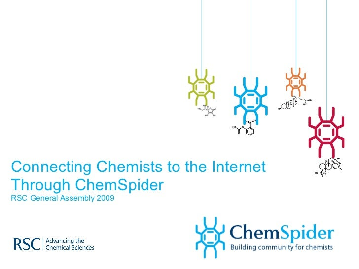 Connecting Chemists to the Internet Through ChemSpider