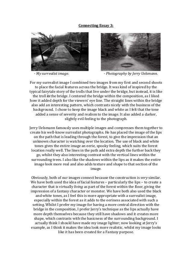 benjamin essay on surrealism