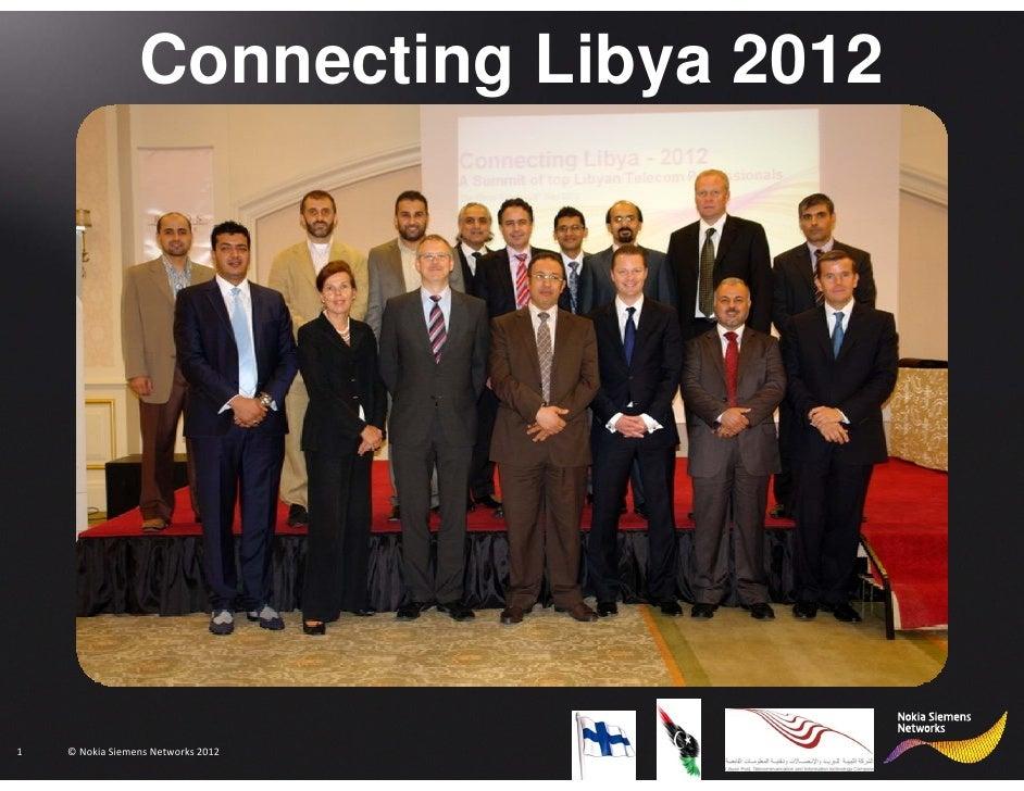 Connecting Libya 20121   ©NokiaSiemensNetworks2012