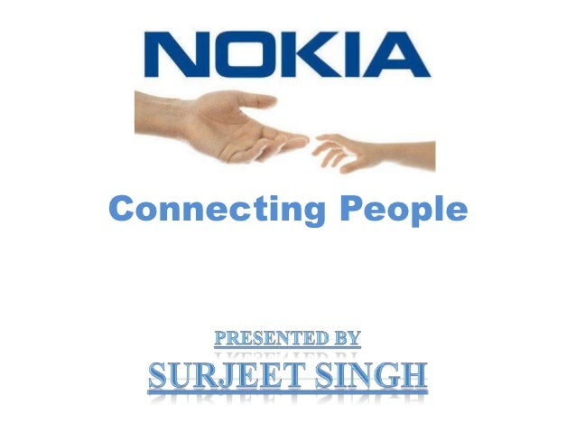 the marketing strategy of nokia corporation marketing essay Here's sony's new business strategy the  reuters sony revealed a new business strategy that is ambitiously targeting an operating profit of at least $4.