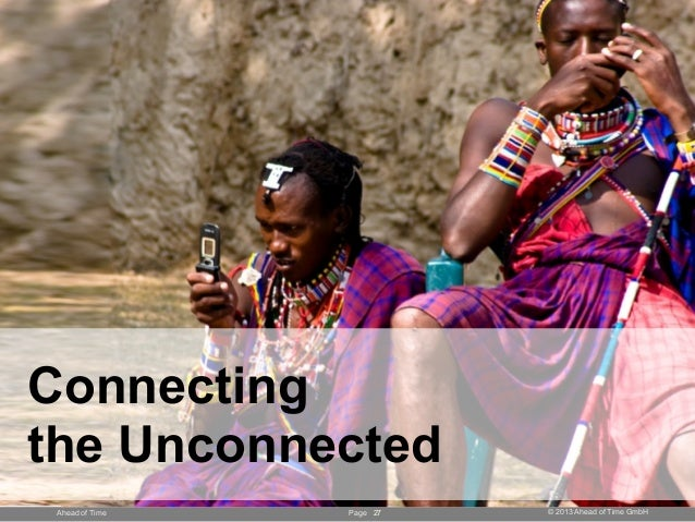 Connecting the Unconnected