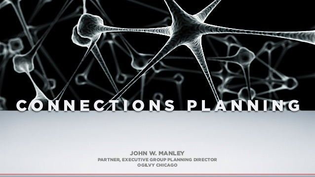 Connections Planning