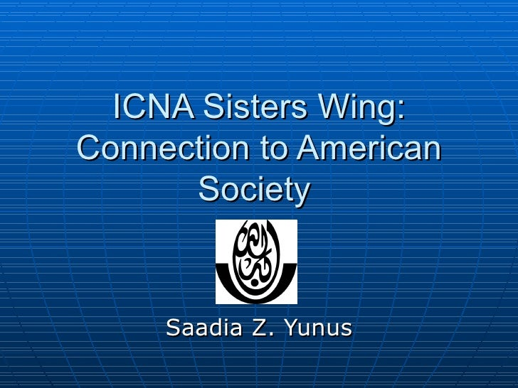 Connection With American Society