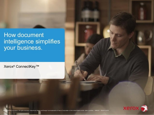 ©2013 Xerox Corporation. All rights reserved. Xerox® and Xerox and Design®are trademarks of Xerox Corporation in the Unite...