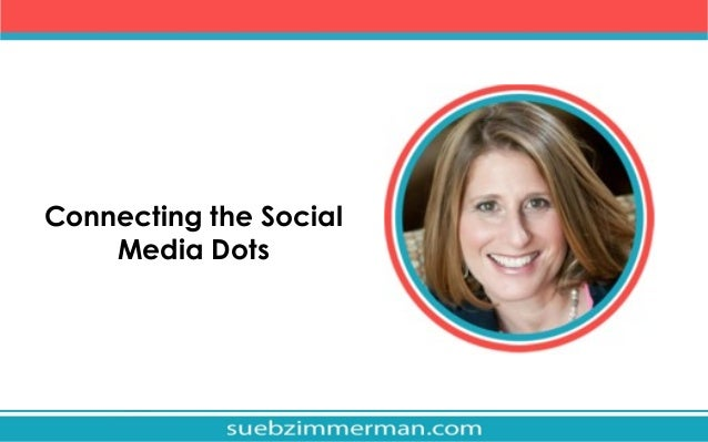 Connecting the Social Media Dots at an Event or Conference