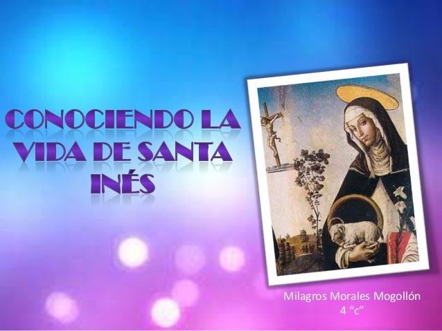 """Milagros Morales Mogollón 4 """"c"""""""