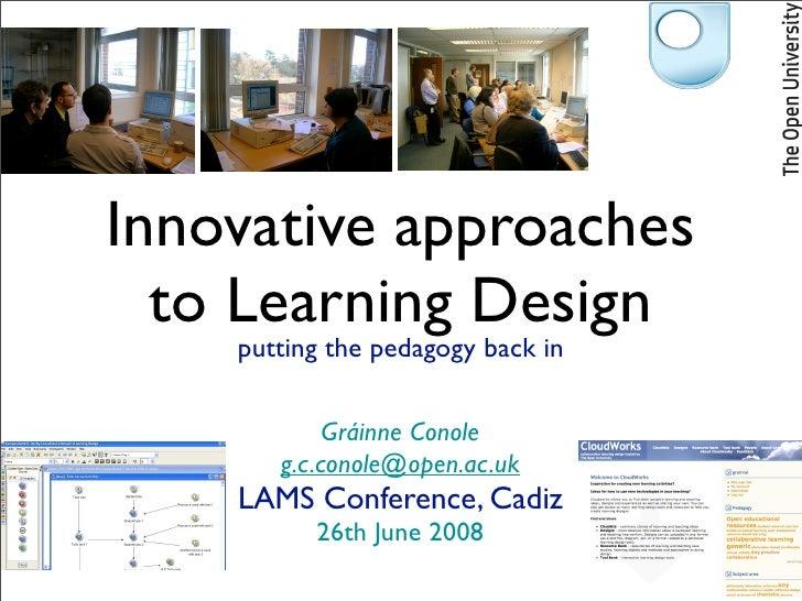 LAMS keynote