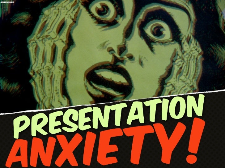 Conquer Presentation Anxiety!