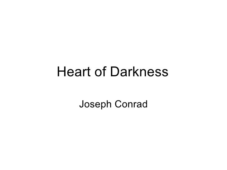 Conrad-Heart of Darkness