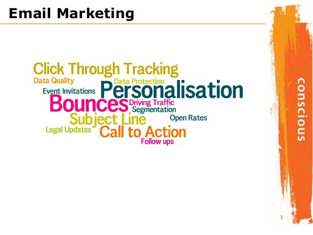 Conscious - Email marketing
