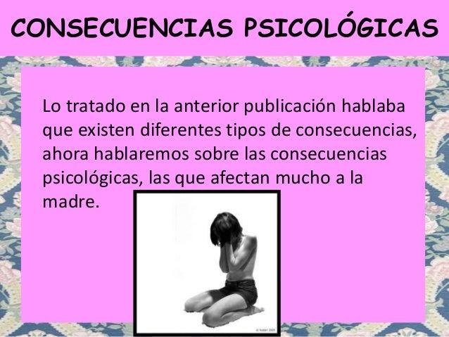 consecuencias psicologicas de ser pornstar