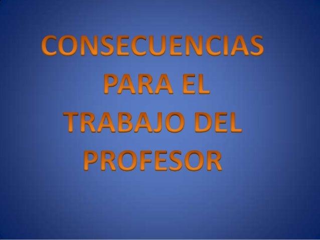 Practicar una evaluación formadora, en situaciones de trabajo  Establecer y explicitar un nuevo contrato didáctico  Dirigi...