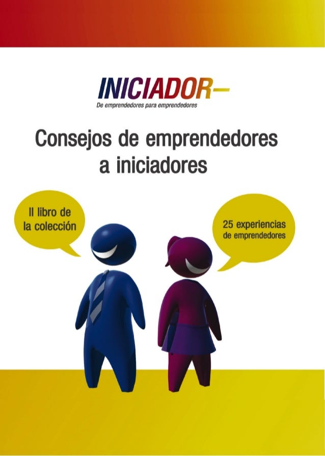 Consejos de emprendedores       a iniciadores