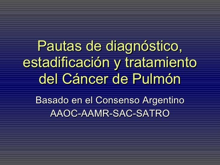 Consenso Pulmon2006