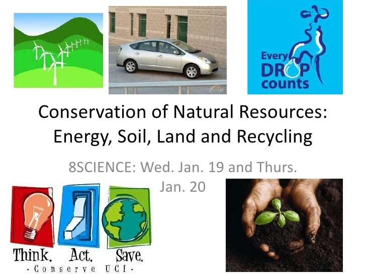 essay on conservation on natural resources There are different types of the natural resources we get from the sun, air, minerals, water, oil, sunlight, coal, natural gas, etc here, we are providing an essay on natural resources for giving the importance of those things which we get easily from our nature to students and kids.