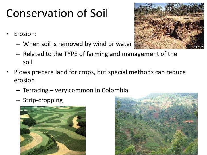 Soil conservation pictures images for About soil resources