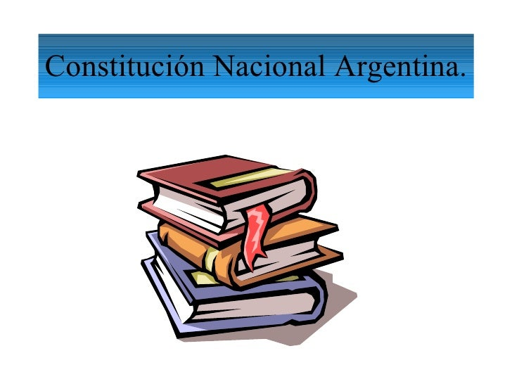 ConstitucióN Nacional Argentina. Abella Sanroman