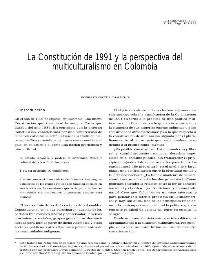 Constitucion colombiana