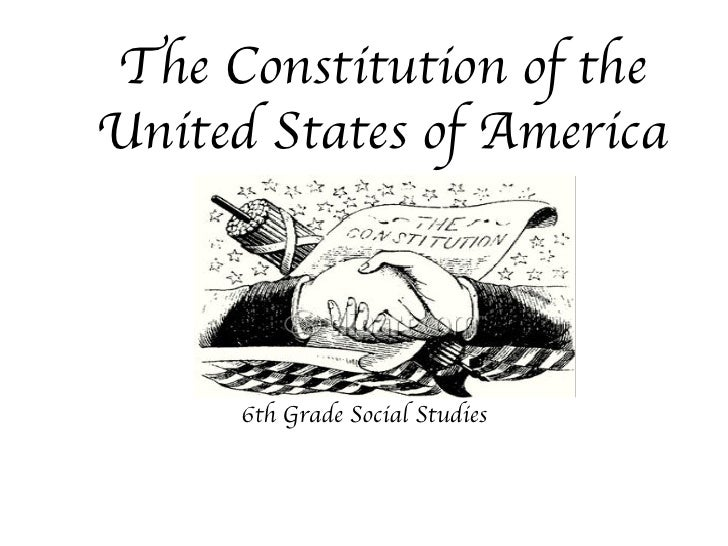 Constitution Power Point