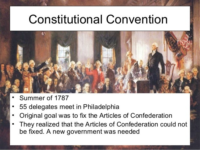 the constitutional convention of 1787 essay Writing, speeches, and official documents from the founding home resources writing, speeches, and official documents from the founding the federalist, or federalist papers records gathers into three volumes all the records written by participants of the constitutional convention of 1787.