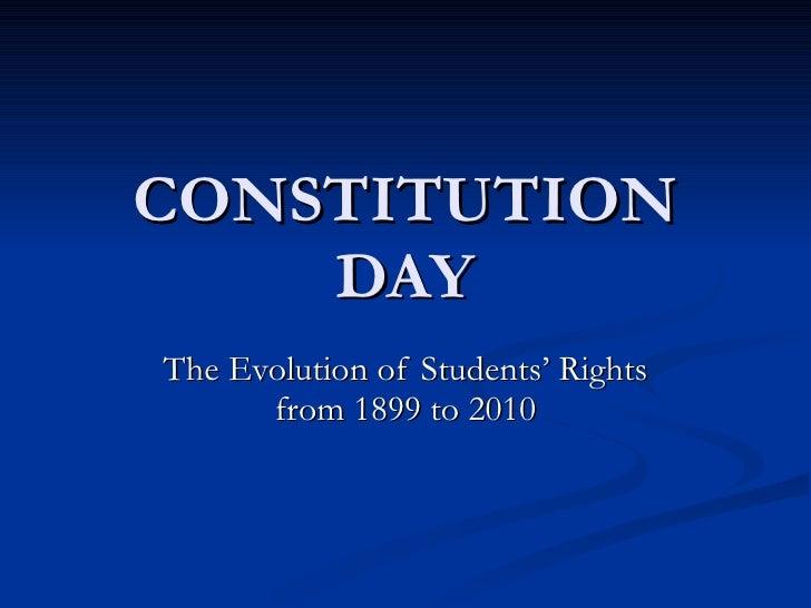 Students' Rights Presentation