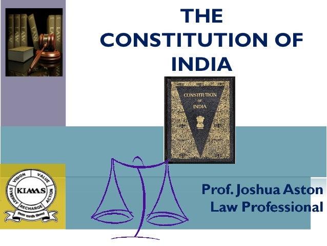 Constitution of india[1]
