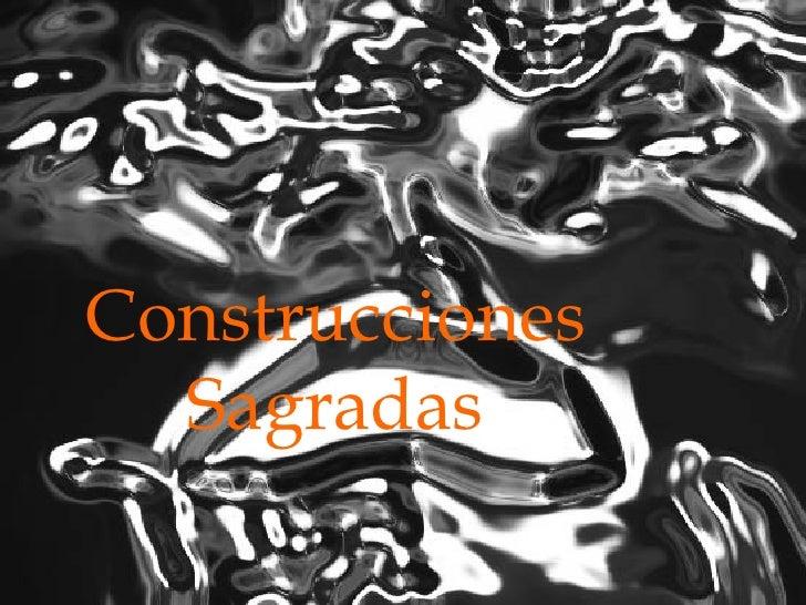 Construcciones Sagradas