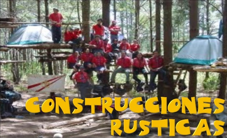 Construcciones rusticas for Construcciones rusticas
