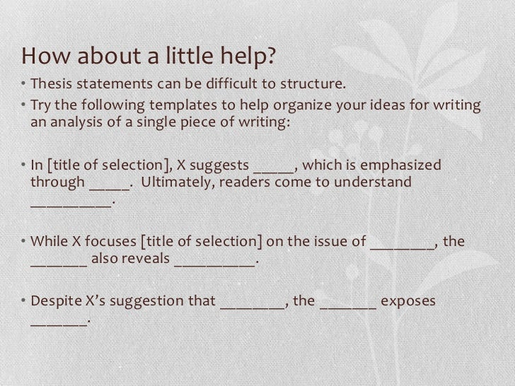 Write my writing thesis research paper