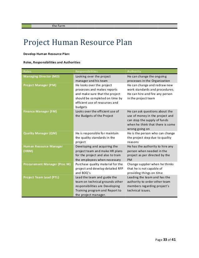 Business Plan For Farming Pdf