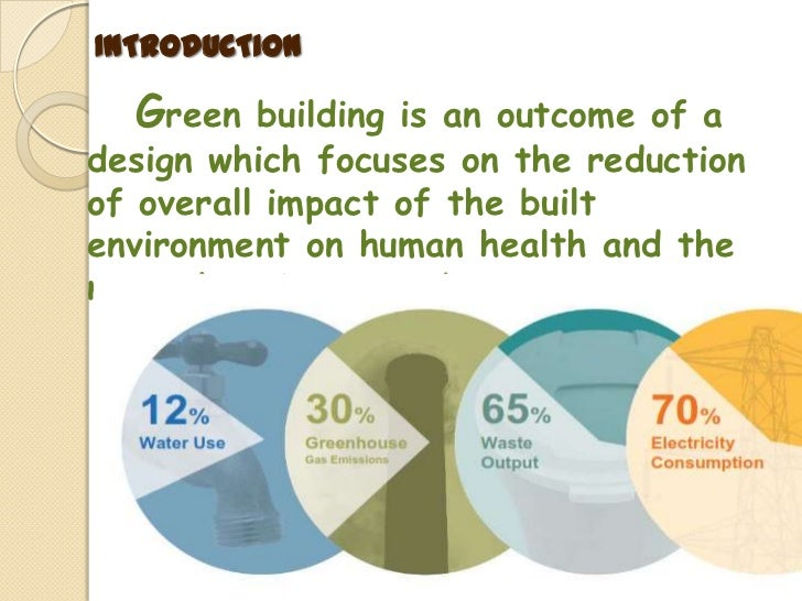 research papers on green building