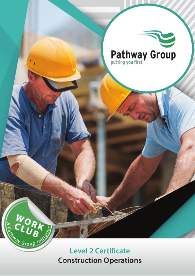 Construction Operations Training - Work Club