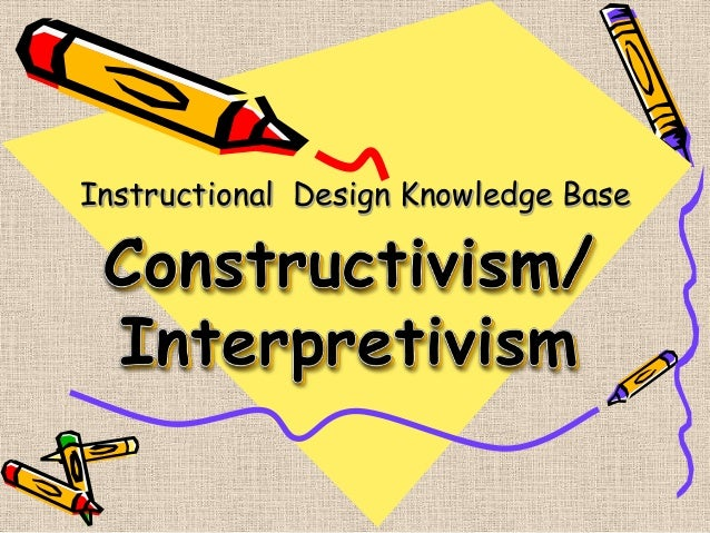 Instructional Design Knowledge Base