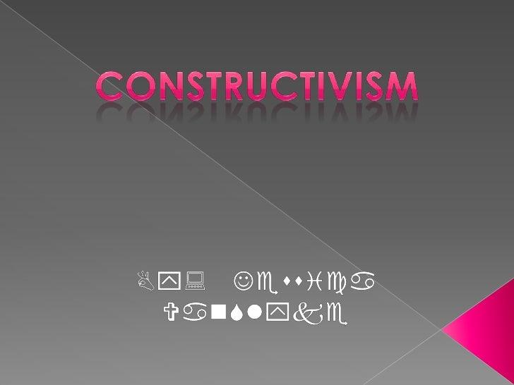 Constructivism.eme2040