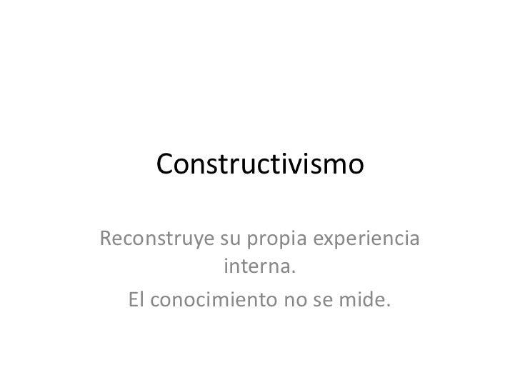 Constructivismo.liz