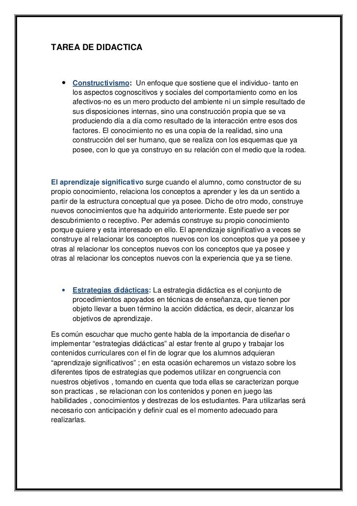 Constructivismo pdf.