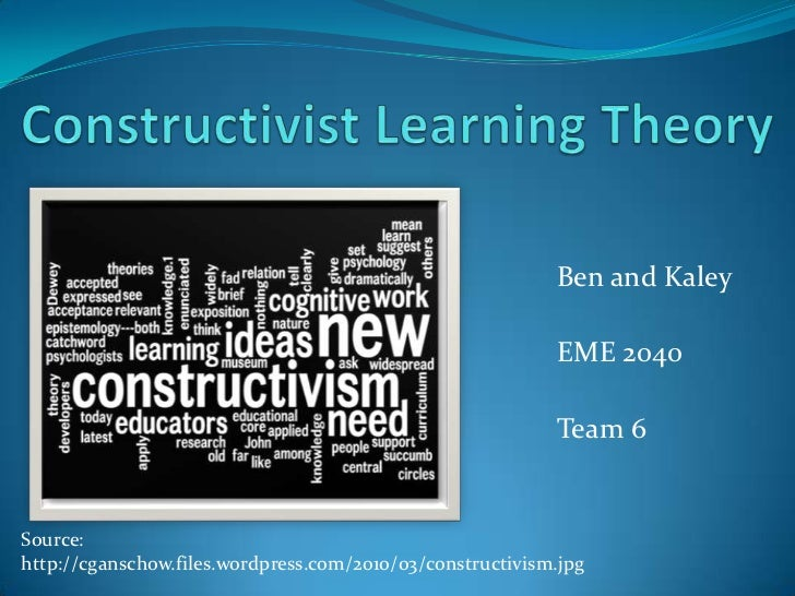 constructivist narrative approaches Understanding the theories underlining research practice, and the basic assumptions underpinning these theories allow for an in-depth understanding of the research process this is important to clearly position research carried out ontological and epistemological positions are often not spelled out.
