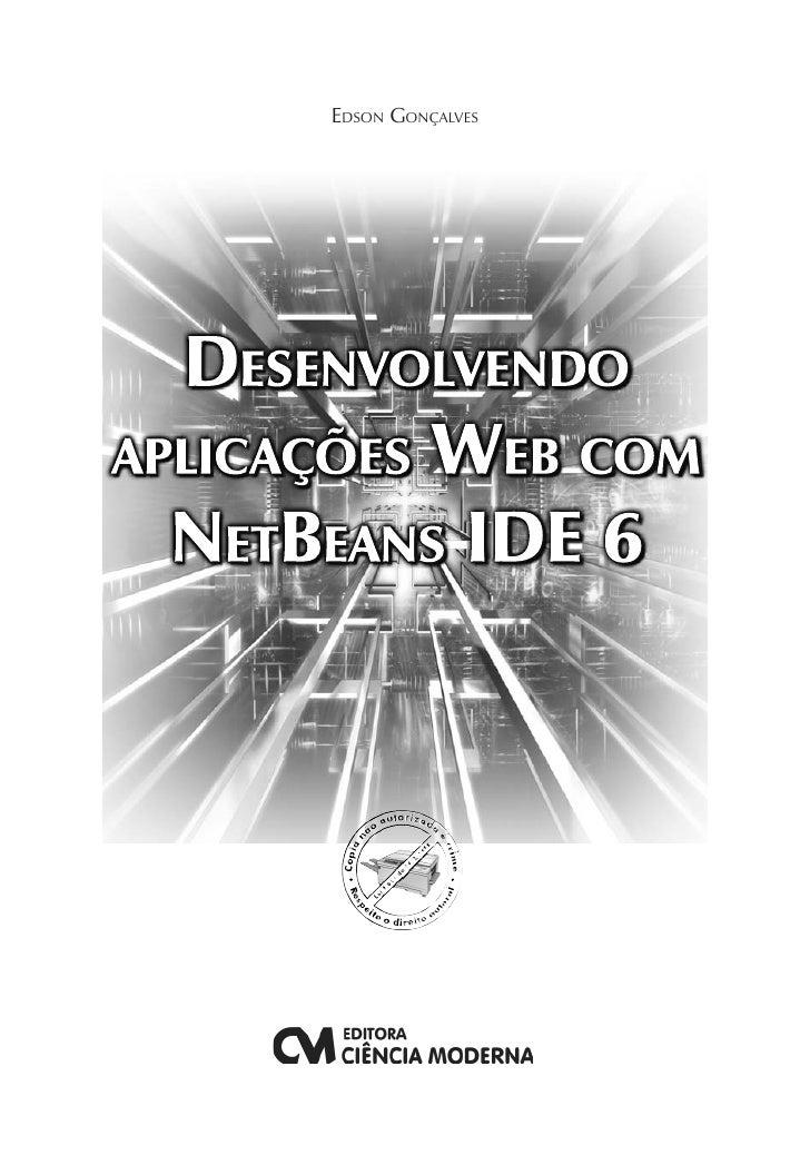 Construindo aplicações web java com netbeans
