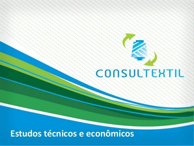 Estudos técnicos e econômicos
